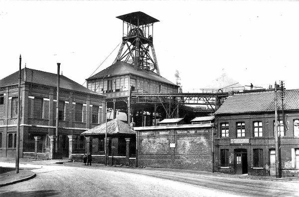 Compagnie des mines d 39 anzin - Bassin recreatif ancienne lorette calais ...